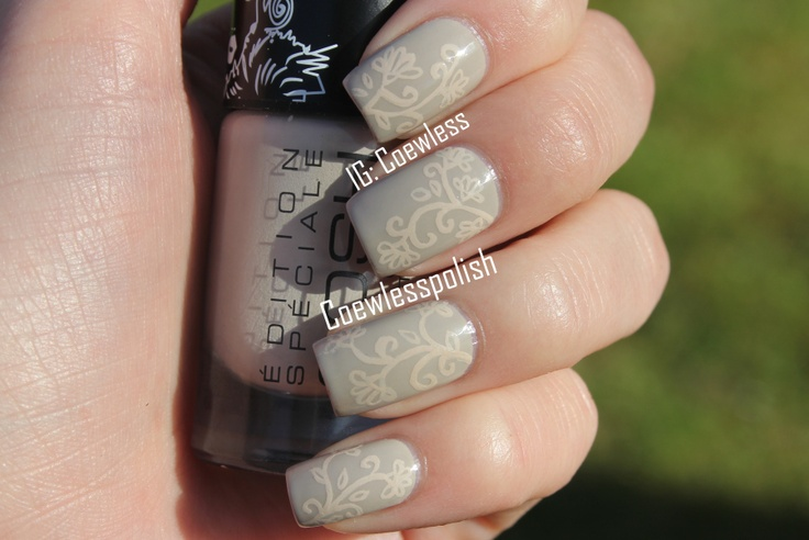 Nail art for work | Beauty | Pinterest