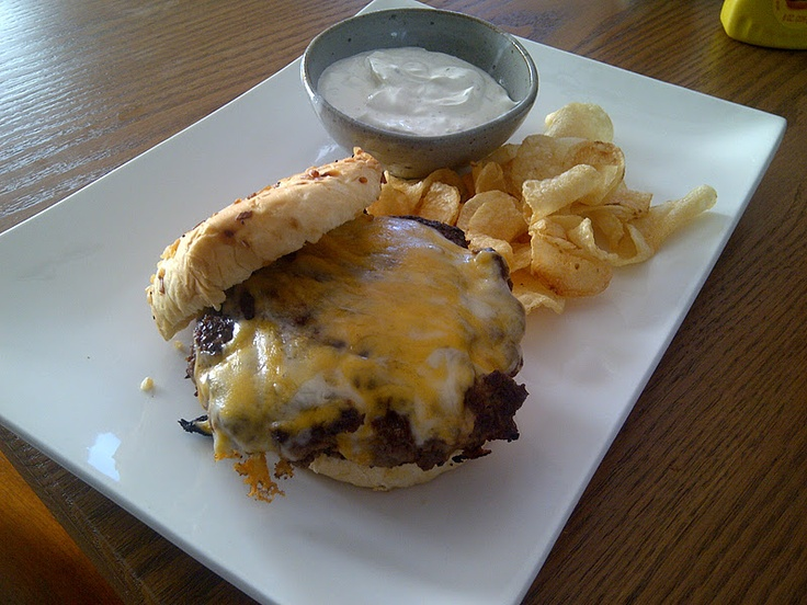 You have to cook it right: Venison Burgers - absolutely delicious!