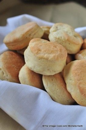 ... leftover Idaho Spuds to breakfast with this recipe for potato biscuits