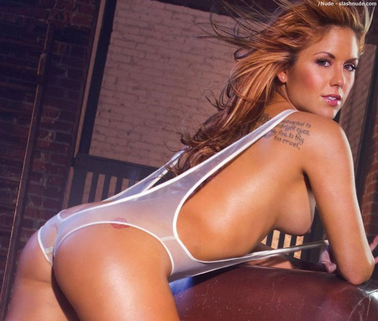 Slashnude Com Photos Brittney Palmer Nude Will Have You Work Up A Sweat