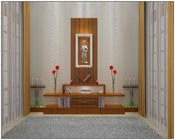 Prayer Room Best Architects In Kerala Interior Design