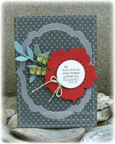 beautiful framelits card