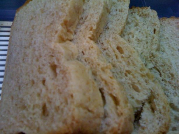Light Oat Bread (Bread Machine) from Food.com: This is a light oat ...