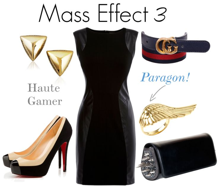Fashion Post: Mass Effect 3's FemShep