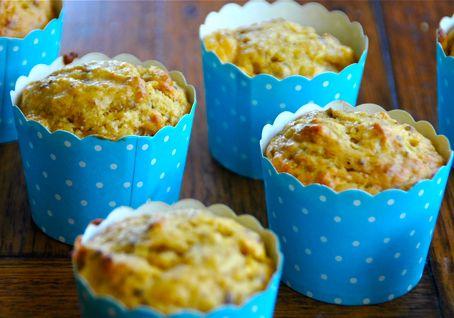 Egg-Free Mango Muffins | Sweets | Pinterest