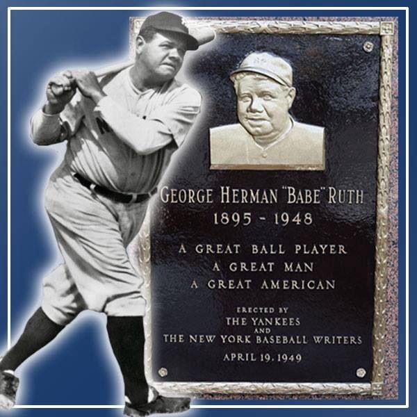 Yankees Babe Ruth   New York Yankees   Pinterest Babe Ruth Yankees