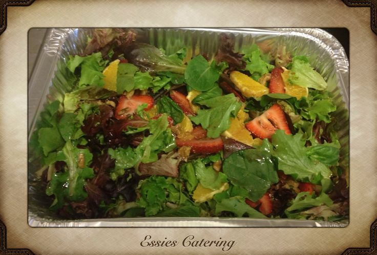 Spring Mix Salad My Job My Passion Pinterest