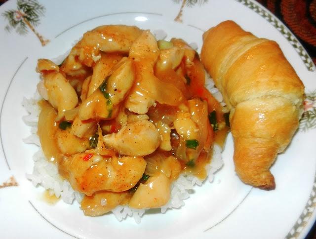 Spicy Honey Chicken | Chix | Pinterest