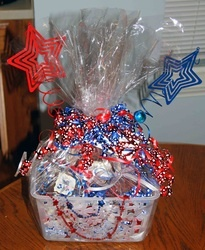 4th of july gift baskets