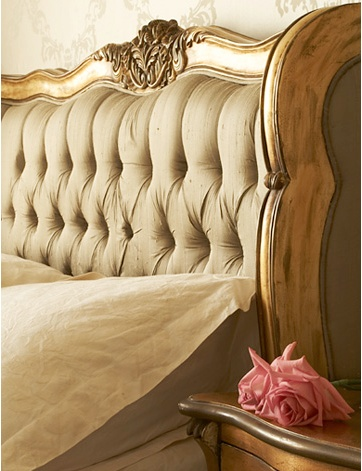 beautiful vintage tufted headboard for the home pinterest