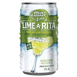 Introducing Bud Light, Lime-a-Rita - perfect for those long summer afternoons ;)