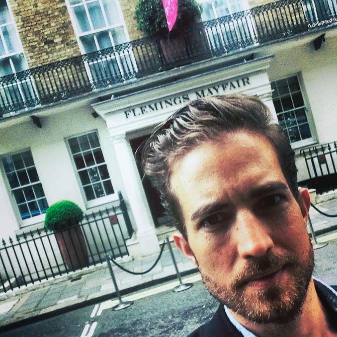 Flemings Mayfair London