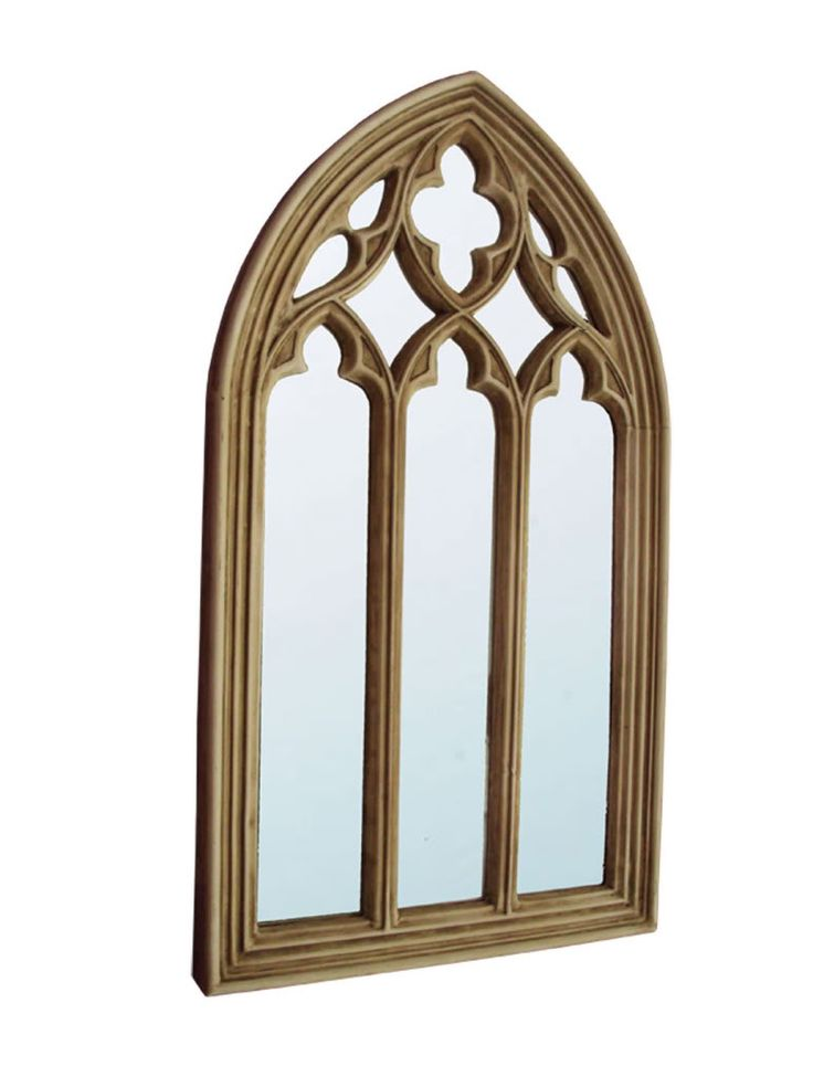 Pinterest for Gold window mirror