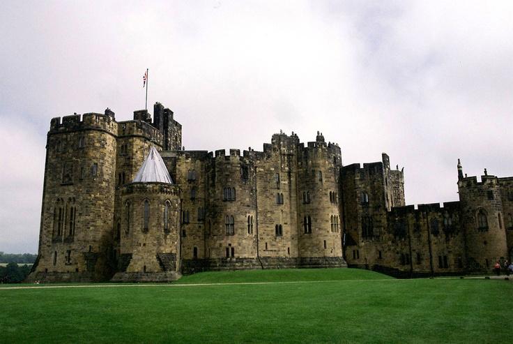 Alnwick United Kingdom  City new picture : Alnwick Castle United Kingdom | Castle in the world | Pinterest