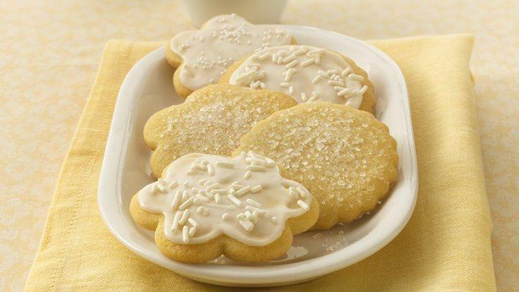 Classic Sugar Cookies (Cookie Exchange Quantity) | Recipe
