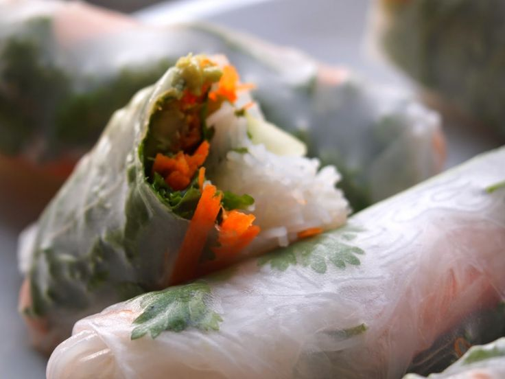 ... dipping sauce vegetable spring rolls with peanut dipping sauce recipe
