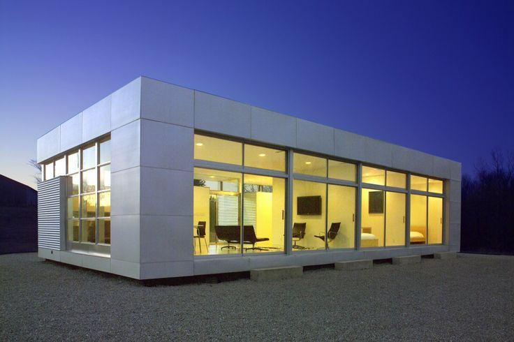 Rocio romero modern prefab modern modular and for Dwell prefab homes cost