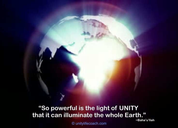 so powerful is the light of unity that i by baha 39 u 39 llah