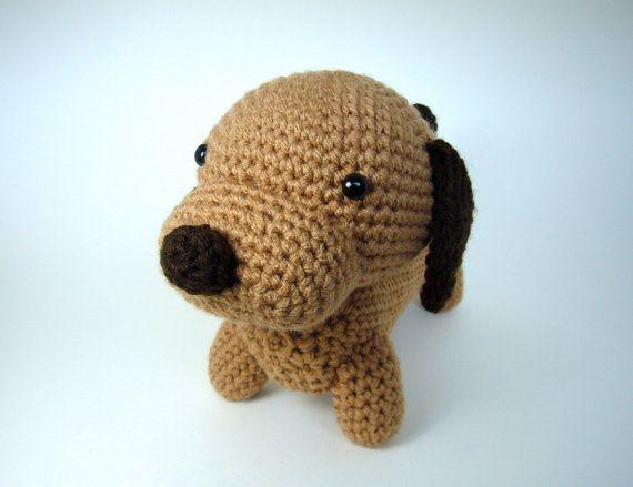 Amigurumi Big Animals : Pin by Claudia Caballero on Amigurumi: Dogs Pinterest