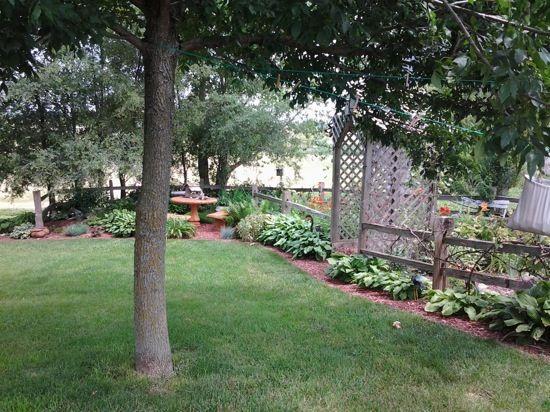 garden landscape ideas pinterest