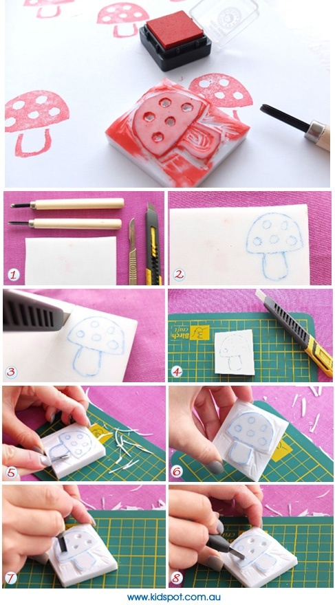 make your own cute valentines day cards