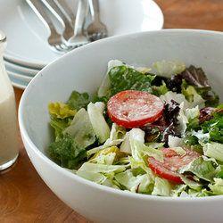 Copy Cat Olive Garden Salad and Dressing — Punchfork