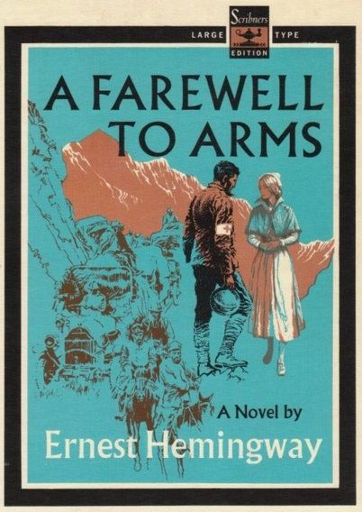 ernest hemingway s a farewell to arms Free essay: imagery in a farewell to arms by ernest hemingway imagery placed strategically through the novel a farewell to arms shows how well ernest.