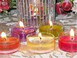Unscented premium soy tea lights 400 pack natural white or up to 4