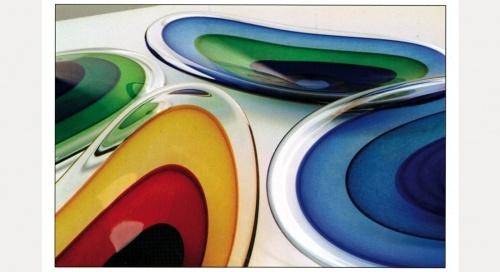 Richard Glass saturn bowls