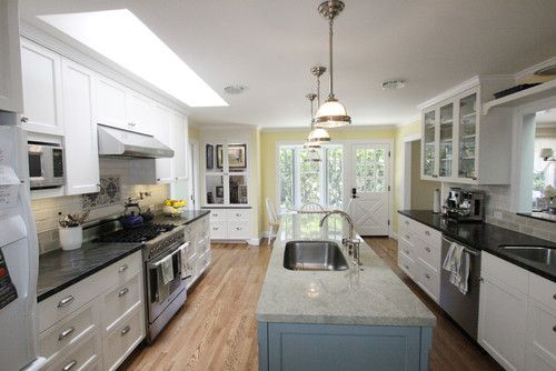 white black yellow and grey kitchen kitchen makeover pinterest