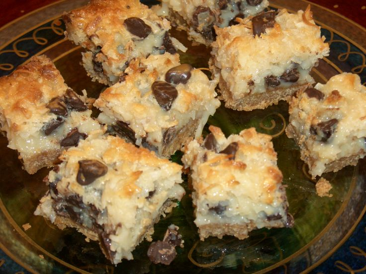 Hello Dolly Bars | FOOD--I Would Love to Eat or Cook | Pinterest