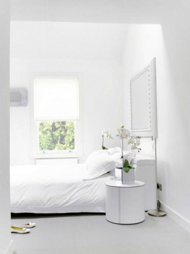 all white bedroom home ideas pinterest