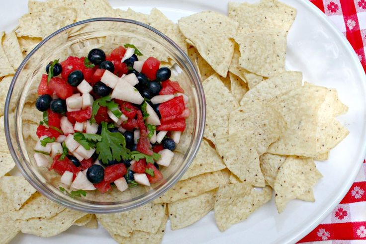 4th of july appetizers for a crowd