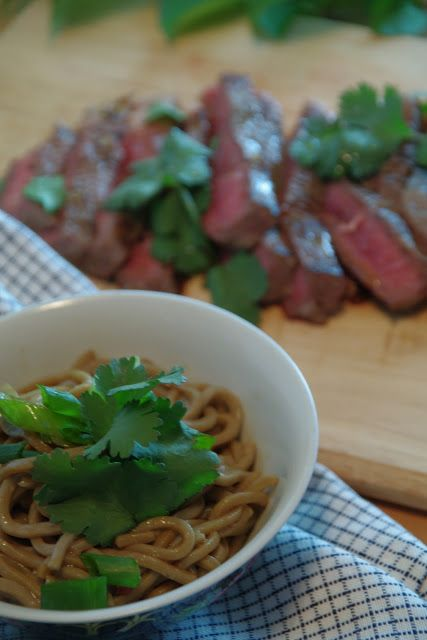 Rib-Eye Stir-Fry with Dan Dan Noodles | Food on Friday: Stir Fries ...