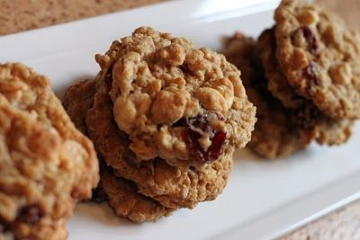 chocolate chunk and dried cherry oatmeal cookies flickr photo oatmeal ...