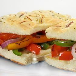 California Grilled Veggie Sandwich Recipe - Allrecipes.com
