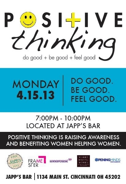 Please mark your calendar and join us on April 15th at Japp's to help ...