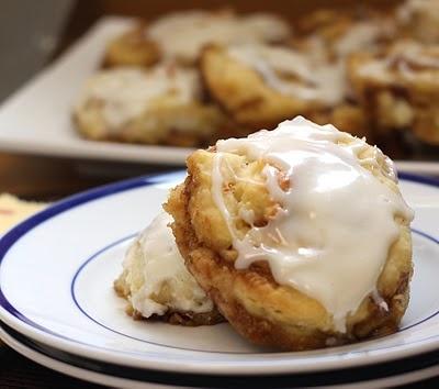 cinnamon rolls cinnamon rolls biscuit cinnamon rolls no yeast cinnamon ...