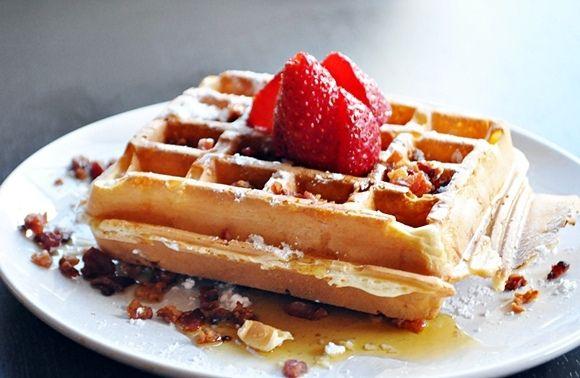 Classic Waffle | Yummy Food | Pinterest