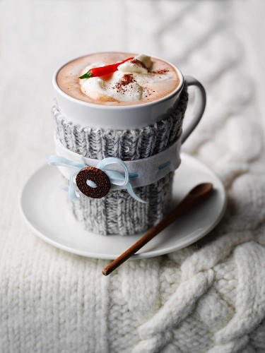 decadent cups of chillie hot chocolate will be served at {carlton cafe ...