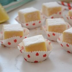 Reduced Fat Lemon Bars. Replacing most of the butter in these bars ...