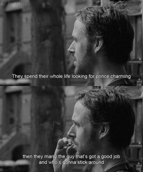 blue valentine quote romantic