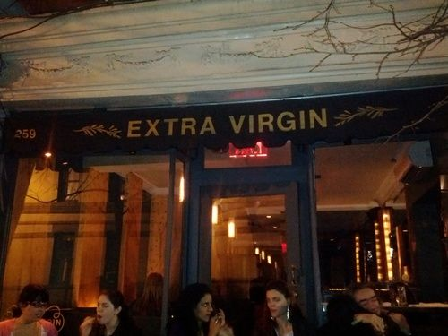 Extra Virgin - Official Site