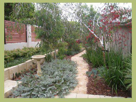 photos gallery for native garden design