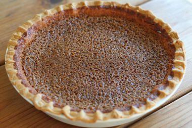Thanksgiving recipe: Sorghum buttermilk pie - CSMonitor.com