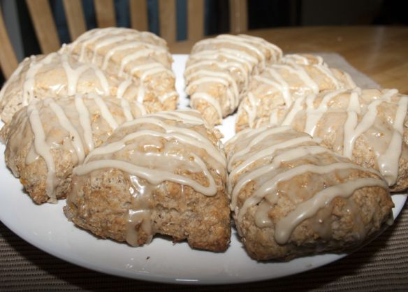 Banana Bread Scones | Sweets & Treats | Pinterest
