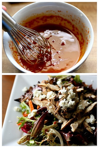 SDT Week - Day 2: Balsamic Grilled Chicken Salad with Sun-Dried Tomat ...