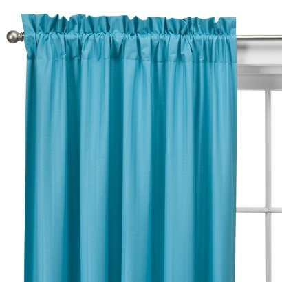 In lime grown up house pinterest - Turquoise and yellow curtains ...