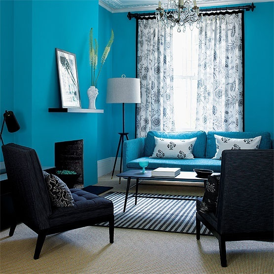 Teal living room decor decorateredecorate pinterest