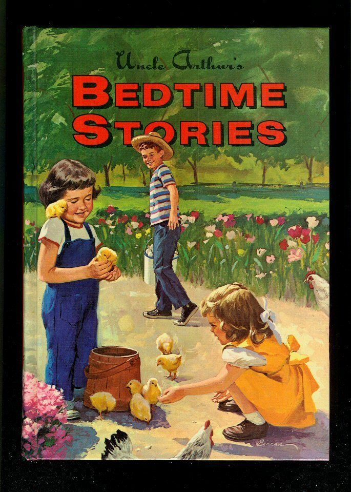 Uncle Arthur's Bedtime Stories Volume 1 1964 Hardcover by Arthur S. Maxwell